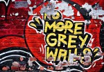 00126 No More Grey Walls 8-part Wall Mural | Fototapete