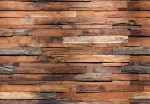 00150 Wooden Wall 8-part Wall Mural | Fototapete