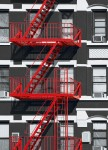 00432 Fire Escape