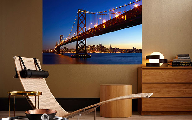 San Francisco Skyline Giant Art® XXL-Poster