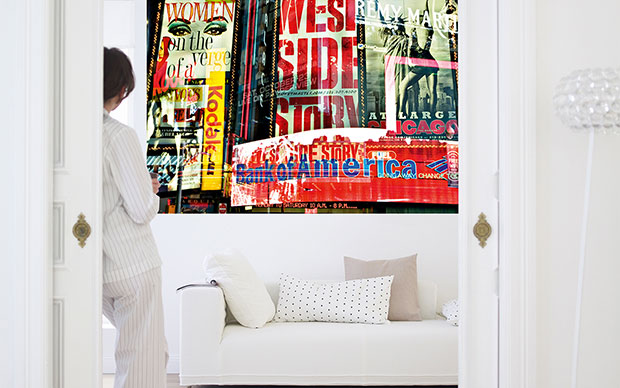Times Square Neon Stories Giant Art® XXL-Poster