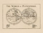 1025-7-1 World in Planisphere