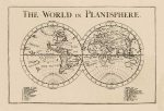 1025-8-1 World in Planisphere