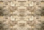 5203-4P-1 3D Stone Wall