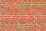 5323-4V-1 Clean Brick Wall